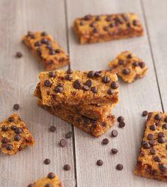 Chocolate Chip Cookie Sticks #paleo