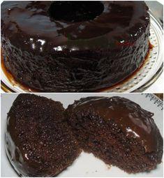 - Aprenda a preparar essa maravilhosa receita de Esse Bolo de chocolate de liquidificador é tão molhadinho e fica pronto tão rápido, que realmente vale a pena fazer!