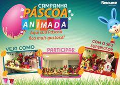 Campanha Páscoa ANIMADA!