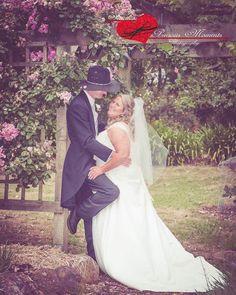 Wedding with  a difference  #warrnambool #weddingmemory #wedding #bridal #stunning_shots #lovebirds #country #backyardwedding #sandispmomentsphotography #groomsuits #celebrations #bridalparty #weddingphotographer #warrnamboolweddings by sandi.pm.photo