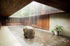 greenhouse talk discusses the future of architecture at venice biennale - designboom   architecture