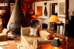 Topanga Canyon Living Room