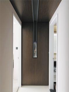 H Design, Wall Design, Modern Design, House Design, Interior Walls, Luxury Interior, Interior Architecture, Modern Hallway, Corridor Design