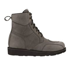 Roland Sands Mojave boots - Grey