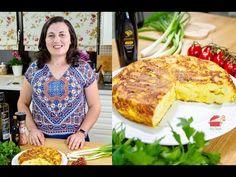 Tortilla cu cartofi, super gustoasa(tortilla de patatas, omleta spaniola) #tortilla #abyblajan #4k - YouTube Romanian Food, Food Videos, Cooking, Kitchen, Spanish Omelette, Sweets, Fine Dining, Casserole, Kitchens