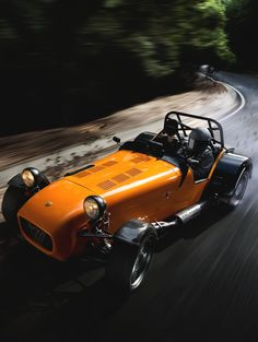 2013 Caterham Today's Caterham cars have a blend of traditional styling and modern components that blend into one of the ultimate track toys available. Caterham Cars, Caterham Super 7, Caterham Seven, Porsche, Audi, Kit Cars, Lamborghini, Ferrari, Lotus Sports Car
