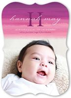 Float Paperie Birth Announcements & Baby Birth Announcement Cards | Shutterfly