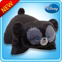 Introducing Brave Bear from Disney Pixar movie Brave!