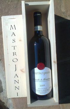 Brunello di Montalcino Mastrojanni