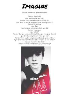 Ashton Irwin Imagine Yes I make these imagines myself :3 please pin it and comment what you think! :)