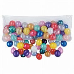 balloon drop - http://familyfun.go.com/new-years/new-years-parties/new-years-fun-and-games-705220/3/