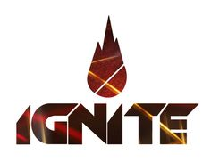 New Ridgemont Baptist Church Youth Group Logo! #Ignite #youthgroup