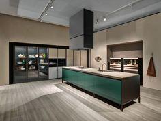 Cuisine Dada, Hi-Line VVD, création Vincent Van Duysen.