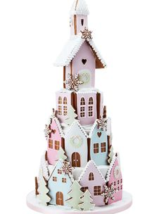 Peggy Porschen Cakes has a selection of Birthday cakes and cupcakes. Christmas Hamper, Christmas Sweets, Pink Christmas, Christmas Goodies, Christmas Baking, Xmas, Christmas Markets, Christmas Wedding, Christmas Crafts