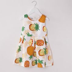Find More Dresses Information about Fashion Bobo Choses Girl Dress Summer 2016 Sleeveless Ananas Children Kids Sundress High End Girl Princess Dress Kids Clothes,High Quality dresse,China dress up summer clothes Suppliers, Cheap clothes swim from Sunnybaby Clothes on Aliexpress.com