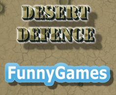"""Desert Defense"", It's an amazing #Strategy #Game! play it and Try to earn all achievements"