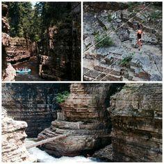 Explore Ausable Chasm in the Adirondacks