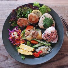 Simple healthy dinner recipes for kids ideas christmas decorations Comidas Pinterest, Diet Recipes, Healthy Recipes, Cooking Recipes, Japanese Diet, Boite A Lunch, Asian Recipes, Ethnic Recipes, Coffee Health Benefits