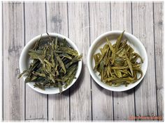 Review of Grand Tea's Organic Dragon Well green tea on One More Steep