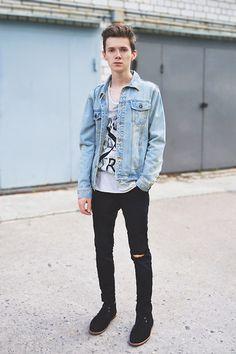 Pull & Bear Jacket, Zara Shoes