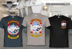 AGT Málaga UNPROFOR. Bosnia-Herzegovina. Camisetas Militares. www.paracamisetas.com