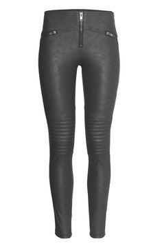 30 Leggings That'll Pass For Pants — No Joke #refinery29  http://www.refinery29.com/leggings-for-fall#slide12