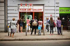 instant art career: a kinetic painting machine by niklas roy - designboom