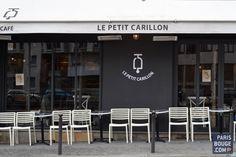 Le Petit Carillon, un petit coin de tranquilité le long du Canal Saint-Martin. crédit photos : Fanny B.
