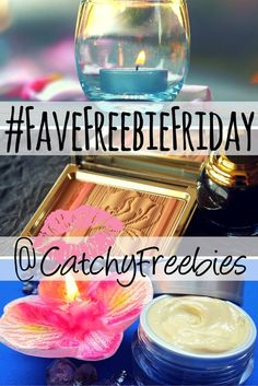 Have you claimed this week's top #FaveFreebieFriday sample offers? Click to see our picks!