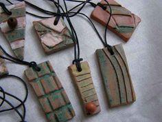 šperky keramické