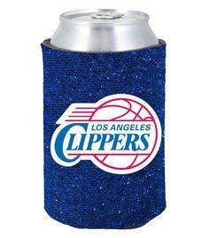 Los Angeles Clippers Kolder Kaddy Can Holder - Glitter