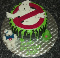 ghostbusters cake - Google Search