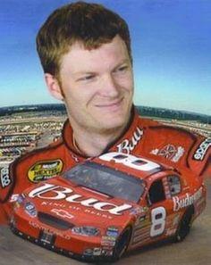 Dale Earnhardt Jr NASCAR Auto Racing 8x10 Photogra by NASCAR. $17.96