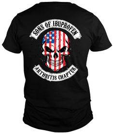 Biker Shirt: Are You A Son Of Ibuprofen? Great Gift! Lots Of Sizes & Colors. Strict Limit Of 5 Shirts! Treat Yourself & Click Now!