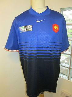 New with tags nike france #world cup 2011 #rugby union #jersey shirt,xl adult,  View more on the LINK: http://www.zeppy.io/product/gb/2/252340365659/