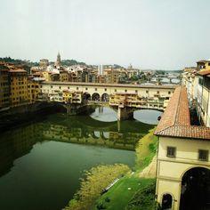 Ponte Vecchio in Firenze, Toscana