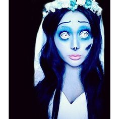 The cutest halloween costumes for 2014 ❤ liked on Polyvore featuring costumes, blue halloween costume and blue costume