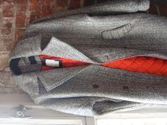 Dublin, March, Colour, Coat, Black, Color, Sewing Coat, Black People, Peacoats