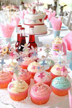 fairy cupcakes