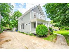 1265 Niles Ave NE - Immediately Available! Newer craftsman style home. Open floor plan for entertaining! Centrally located, in West Midtown, one of Atlanta's hottest up & coming neighborhoods, transformation is amazing. Refinished hardwoods, completed repainted in & out. Sleek Handsome Chefs kitchen is the center piece, all new SS appls, granite countertops subway tile backsplash. Three full bedrooms upstairs with laundry room.