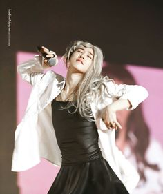Does your bias look good when they cross-dress? Kim Hanbin Ikon, Ikon Kpop, Ikon Leader, Ikon Debut, Song Of The Year, Yg Entertainment, K Idols, Monsta X, Bobby