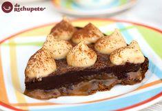 Tarta Werther's Original de chocolate y caramelo - Recetasderechupete.com