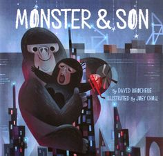 Monster & Son, Joey Chou