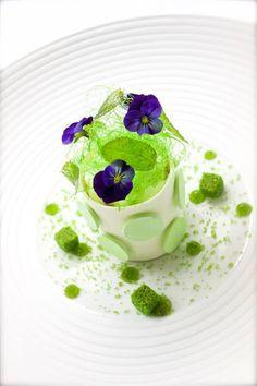 concombre verveine, esprit vert