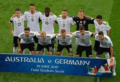 Confed Cup 2017: Deutschland vs. Australien 3:2: Leno macht es spannend