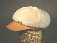 Sheepskin English Riding cap Made in the USA English Riding, Winter Hats, Cap, Leather, Baseball Cap