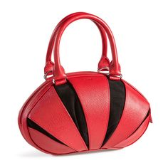 Sunrise Red structure Large | Sunrise | Collection | by-Lin Bags & Accessoires
