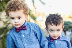 Little boys with curly hair ❤️