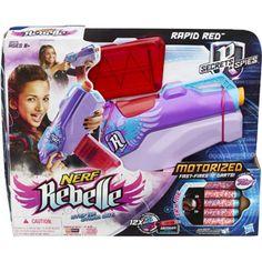 Nerf Rebelle Rapid Red Blaster