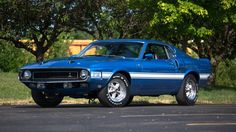 We love Muscle cars. Everything you need to know about Muscle cars. - For Daily Car News, Readers Rides, Daily best Muscle car buys. Blue Mustang, Ford Mustang Shelby Gt, Shelby Car, Mustang Gt500, Shelby Gt500, Mustang Boss, Ford Mustangs, Best Muscle Cars, Lifted Ford Trucks